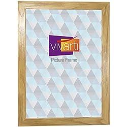 Vivarti Cadre Photo Couleur Chêne, A3 Dimension, 29.7 x 42 cm