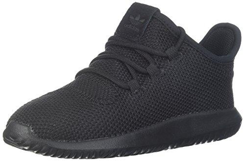 adidas Originals Boys' Tubular Shadow I Sneaker, Core Black/White/Core Black, 5 M US Toddler (Adidas Toddler Sneaker)