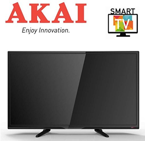 fernseher mit wifi TV LED 24 HD WI-FI SMART TV Black