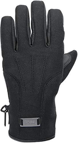 IXS Torino EVO 2 - Guanti da uomo in tessuto, colore: nero