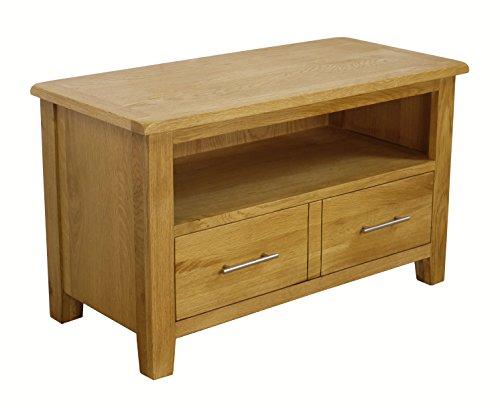 nebraska-oak-small-tv-plasma-dvd-video-unit-stand-cabinet-assembled