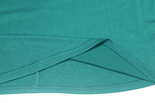 ASCHOEN - Robe - Manches Longues - Femme bleu clair