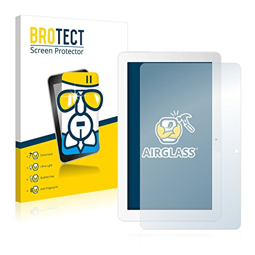 BROTECT Panzerglas Schutzfolie für Odys Score Plus 3G - Flexibles Airglass, 9H Härte