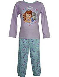 pyjama long princesse Sofia violet - Violeta, 6 años