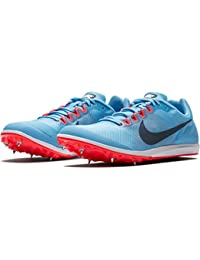 new product cab3d bdfbd Nike Wmns Zoom Rival D 10, Scarpe Running Donna, Blu (Football Blue Fox