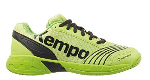 Kempa Jungen Attack Junior Sneakers, Grün (08), 39 EU(6 UK)