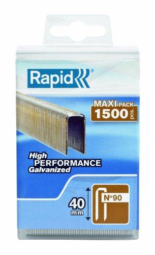 Rapid Ref-5000127 - Grapas corona angosta grapadoras