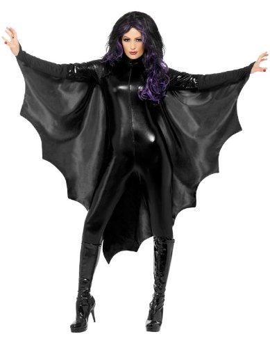 Imagen de smiffy's  alas de murciélago para disfraces, talla única 23133  alternativa