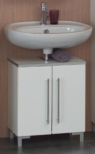 Waschbeckenunterschrank San Remo, 50 cm, Kesper, weiß