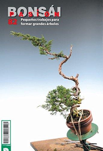 Bonsái Pasión 82: Pequeños trabajos para formar grandes árboles