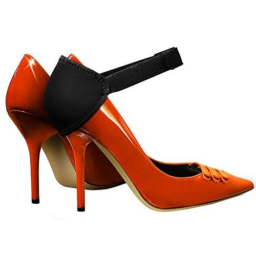 Preisvergleich Produktbild Dreamerd Fersenschutz, Neopren Schuh-Absatzschoner für Autofahrer, schützt Schuh während der Fahrt