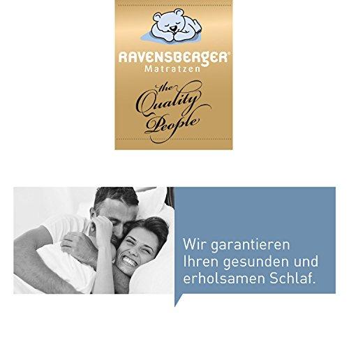 Ravensberger NATURA LUX 100% NATUR-Latex Topper Matratzen Auflage LATEXCO Latex RG 75 - 9