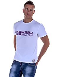Us Marshall - T-Shirt Blanc - small