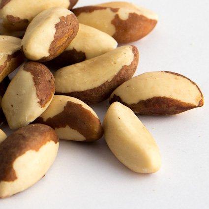 gebana Bio-Paranüsse, Fair Trade, 1kg, ganze Nüsse, Vorteilspackung