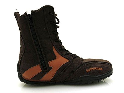 SuperSlam - Sneaker High - 0773 Braun