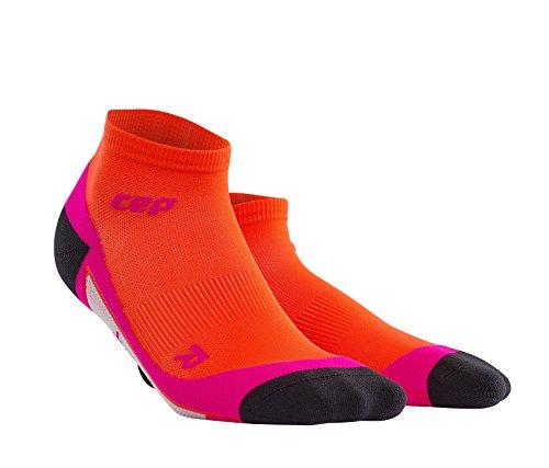 CEP Damen Low Cut Women Socken, Sunset/Pink, II
