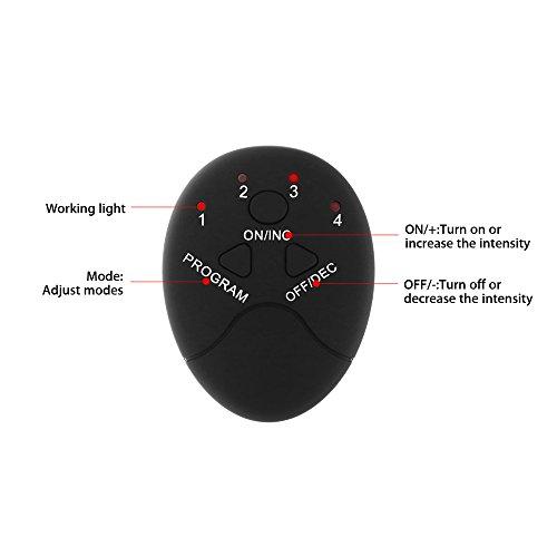 zroven Hauptmaschine des intelligenten Haushalts-Hüfte-Trainer-Präfekt-Ass Builder Hinterteil-festeren Heber-Massager-elektrischer Erschütterungs-Muskel-Stimulator Relaxtion Machine