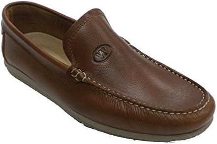 MADE IN SPAIN Zapato Hombre Tipo Mocasín Náutico Edward´s EN Marrón