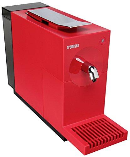 Cremesso Uno fire Kaffeekapselmaschine, rot