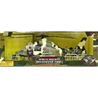 Power Team Elite World Peace Keepers - Aerial Rocket Helicopter ARH by ToyCenter