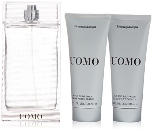 Ermenegildo Zegna Uomo Cofanetto Profumo - 300 ml