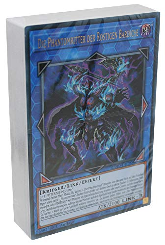 Unbekannt Yu-Gi-Oh - Phantomritter Deck - Legendary Hero Decks - LEHD-DEC - Deutsch - Deck Yu-gi-oh Hero