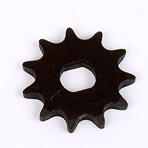 11 Piece thick T8F Sprocket for Chain / 1000 Watt Electric E-Scooter MACH1