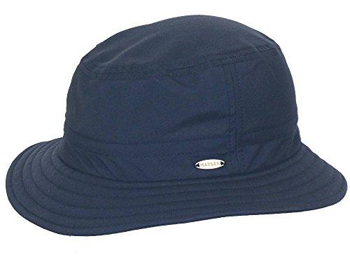 mayser Kilian plastique Chapeau Bleu - Marine