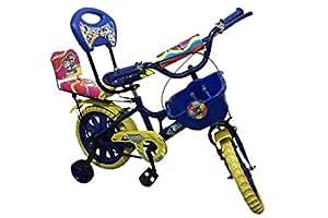 "Rising Indiaƒ""› Kids 14T Single Speed Cycle (Blue, RI_BL)"