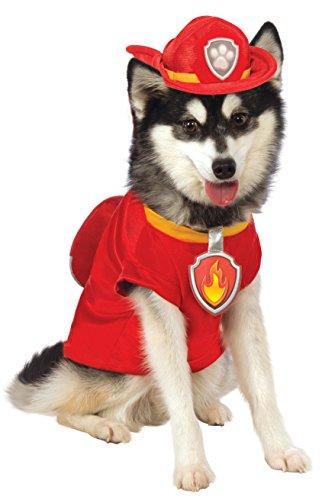 Imagen de disfraz de marshall patrulla canina para perro alternativa