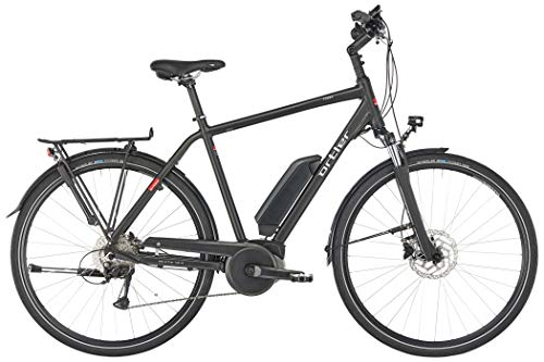 ORTLER Tours Nyon schwarz matt Rahmenhöhe 50cm 2018 E-Trekkingrad