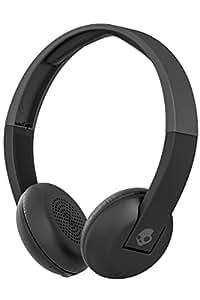 Skullcandy S5URHW-509 On-Ear Wireless Headphones (Black)