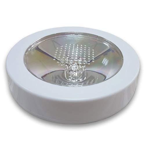 Coaster Tischdekoration Tasse Matte Haushalt Runde Form Schwerkraftsensor Küche Werkzeug Getränke LED Beleuchtung Licht Flash Dekoration Atmosphäre Lampe(Weiß und bunt)