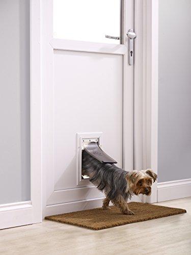 PetSafe Staywell Aluminium Haustiertüre-klein -
