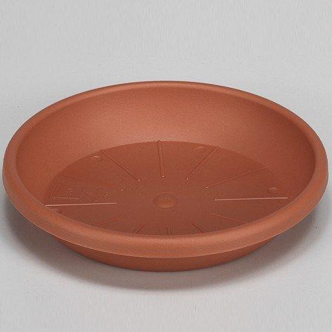 Geli Untersetzer, Cilindro 33 cm, terra, 33 x 33 x 5.5 cm, 64203306