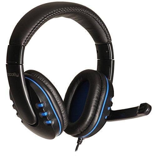 eadset Kopfhörer für PS4 / XBOX ONE / PC / MAC / TABLET / SMARTPHONE/ Playstation 4 Pro und Slim ()