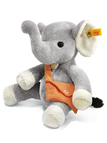 Steiff 282218 - Poppy Elefant 26 cm grau
