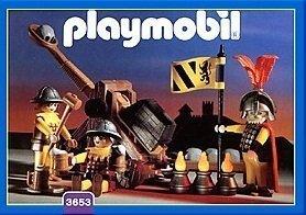 Playmobil frontlader mit mähwerk hoork