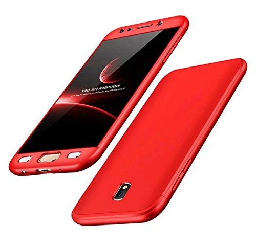 Carcasa barata Samsung J5 2017, rojo