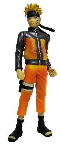 """Naruto Shippuden HSCF Figure-5"""" Naruto Uzumaki-01 1"""