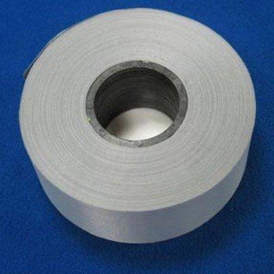 5m Reflektierendes Band / Reflektorband 30mm breit - silber - zum Aufnähen