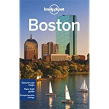 [Lonely Planet Boston] (By: Lonely Planet) [published: September, 2012]