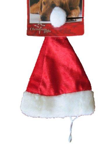 Weihnachtsmann Hut Für Katze Oder Kleiner Hund / (Hut Santa Velvet)