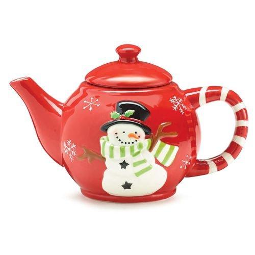 Frosty Friends Teekanne-48Oz (Burton Burton Teekanne)