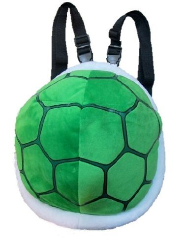 mmc Koopa wind backpack bag turtle turtle turtle shell Koura Super Mario Cosplay Costume (japan (Koopa Kostüme)