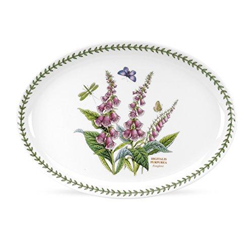 Portmeirion Botanic Garden Oval Servierplatte Portmeirion Botanic Garden Serveware
