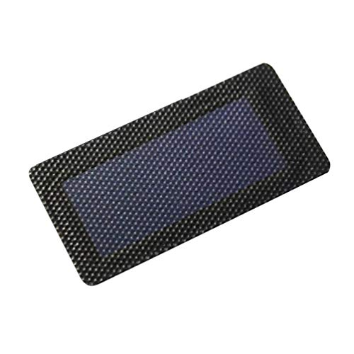 Features:Flexibleandfoldable,easytostoreandcarry.Thinandlightweight,noburdenforyourtrip.SuitableforDIYlovers.Highsolarconversionrate.Waterproof,noworryaboutdamagefromwater.Descriptions:Power:0.3WWorkingTemp:-40~80℃O...