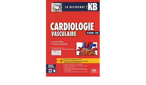 kb cardiologie 2018