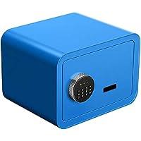 TQMB-A Seguridad electrónica Caja Inicio/Viajes Digital Security Gabinete pequeña Caja Fuerte con extraíble Interior Estante, para Papel (tamaño A4) / Documentos,1