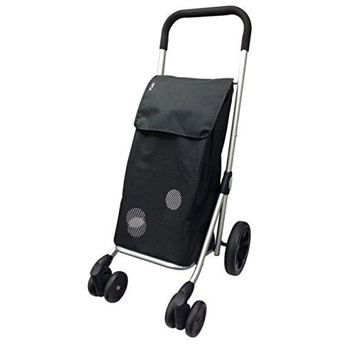 Playmarket Einkaufstrolley mit 6 Rädern, zusammenklappbar